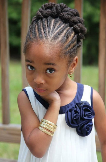 black child hair style american children hairstyles braids or weaves 8045