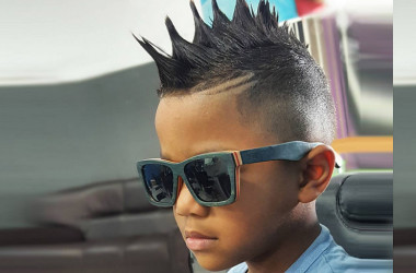 10 African American Boys Haircuts