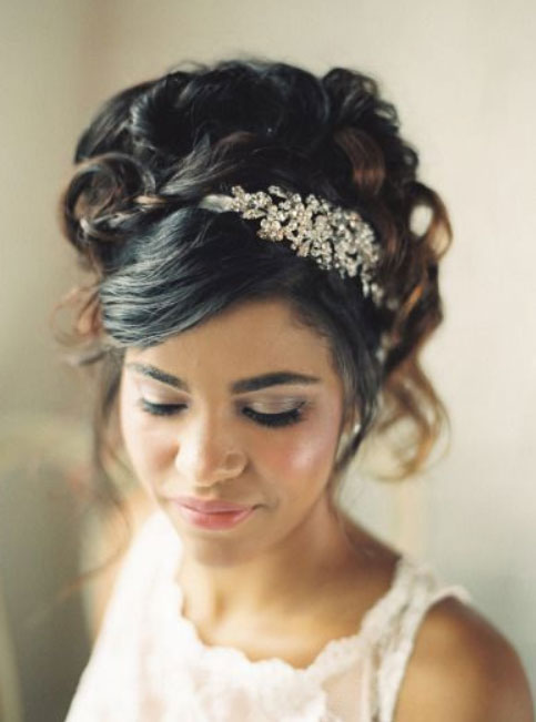 african american bride hairstyles African American Bride Hairstyles african american bride hairstyles 26