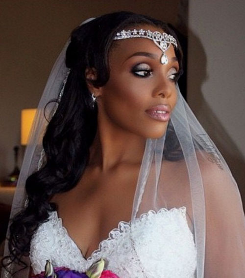 african american bride hairstyles African American Bride Hairstyles african american bride hairstyles 6
