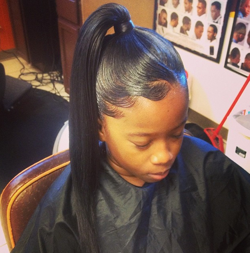 african american ponytail hairstyles African American Ponytail Hairstyles african american ponytail hairstyles 2