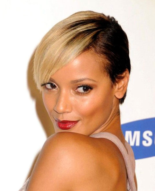 black celebrity hairstyles Best Black Celebrity Hairstyles black celebrity hairstyles 32