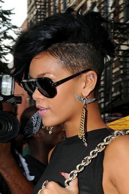 black celebrity hairstyles Best Black Celebrity Hairstyles black celebrity hairstyles 6