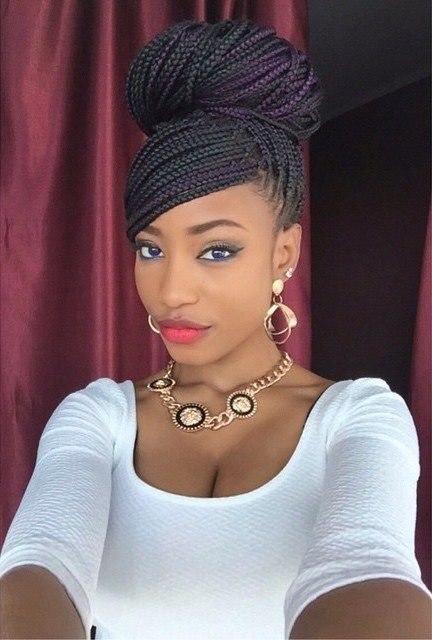 braid hairstyles for black women Braid Hairstyles for Black Women braid hairstyles for black women 11