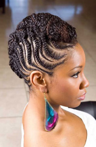 Braid hairstyles for black women 13 braid hairstyles for black women 15 196x300