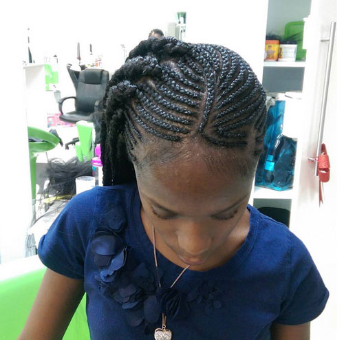 braid hairstyles for black women Braid Hairstyles for Black Women braid hairstyles for black women 28