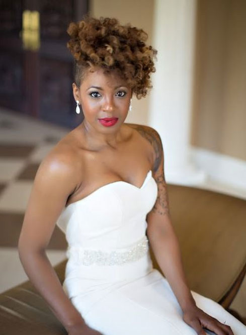 bridal hairstyles for short afro hair 30 Bridal Hairstyles for Short Afro Hair bridal hairstyles for short afro hair 10