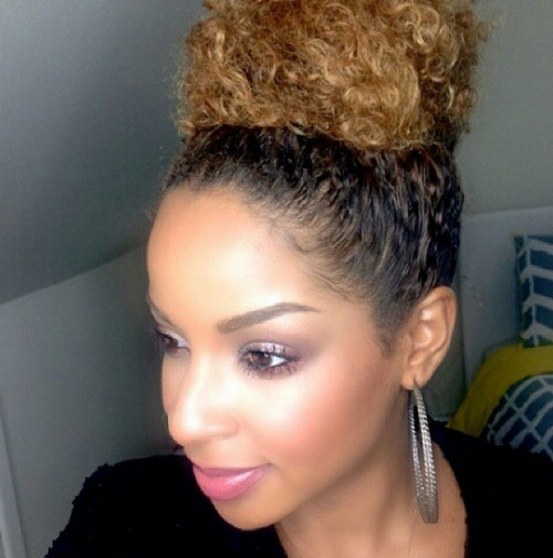 natural curly african american hairstyles Natural Curly African American Hairstyles natural curly african american hairstyles 22