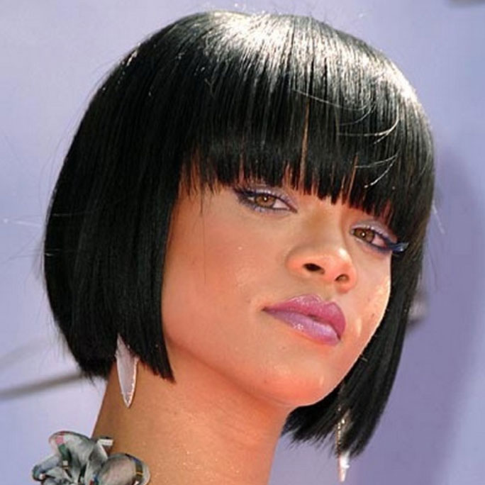 black hair styles bob cut hairstyles for black american 6575