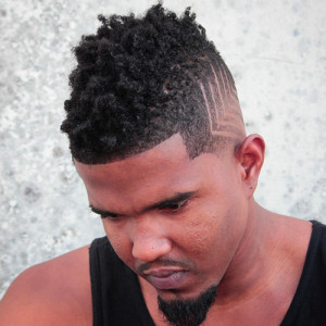 cool african american male hairstyles 8 african american male hairstyles 25 300x300