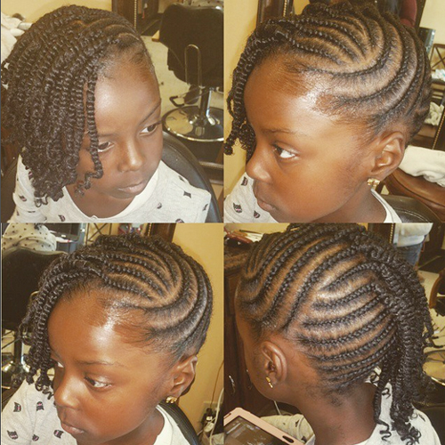 children's braids black hairstyles Trendy Children's Braids Black Hairstyles childrens braids black hairstyles 21