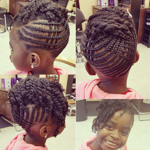 children's braids black hairstyles Trendy Children's Braids Black Hairstyles childrens braids black hairstyles 22