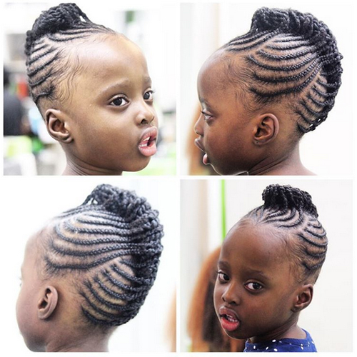 children's braids black hairstyles Trendy Children's Braids Black Hairstyles childrens braids black hairstyles 27