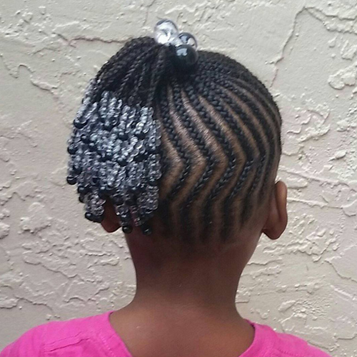 children's braids black hairstyles Trendy Children's Braids Black Hairstyles childrens braids black hairstyles 32