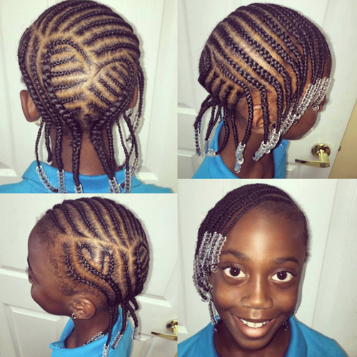 children's braids black hairstyles Trendy Children's Braids Black Hairstyles childrens braids black hairstyles 5