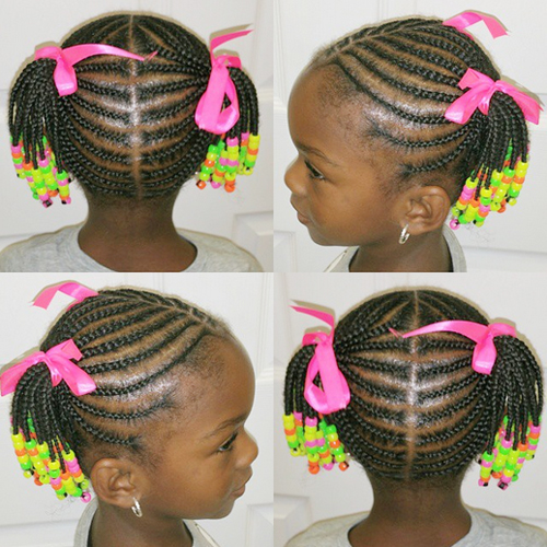 children's braids black hairstyles Trendy Children's Braids Black Hairstyles childrens braids black hairstyles 6