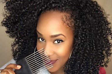 Popular Natural Hairstyles for African American Women