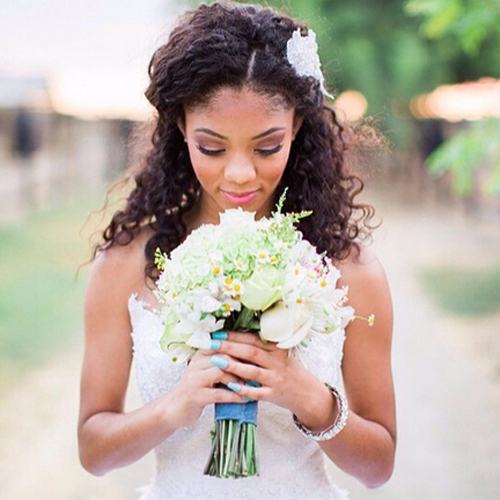 african american wedding hairstyles Different African American Wedding Hairstyles african american wedding hairstyles 19