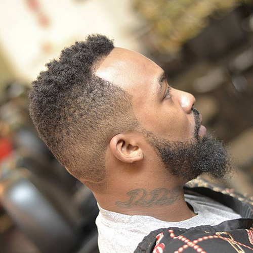 taper fade haircut with beard 7 taper fade haircut with beard The Amazing Benefits of a Taper Fade Haircut With Beard and More taper fade haircut with beard 10