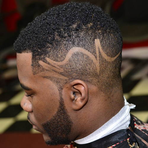taper fade haircut with beard The Amazing Benefits of a Taper Fade Haircut With Beard and More taper fade haircut with beard 12