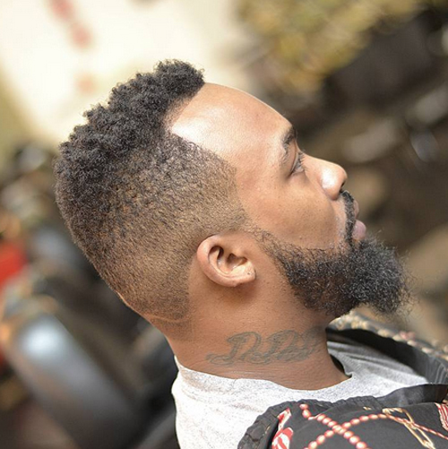 taper fade haircut with beard The Amazing Benefits of a Taper Fade Haircut With Beard and More taper fade haircut with beard 13