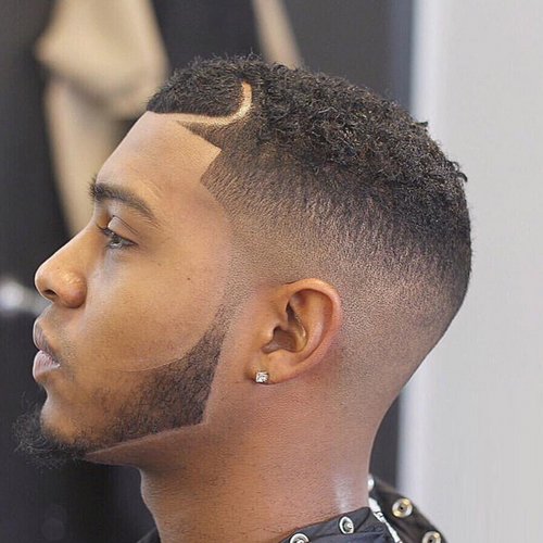 taper fade haircut with beard 4 taper fade haircut with beard The Amazing Benefits of a Taper Fade Haircut With Beard and More taper fade haircut with beard 6