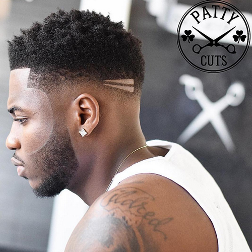 taper fade haircut with beard taper fade haircut with beard The Amazing Benefits of a Taper Fade Haircut With Beard and More taper fade haircut with beard 9