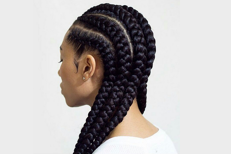African American Cornrow Hairstyles