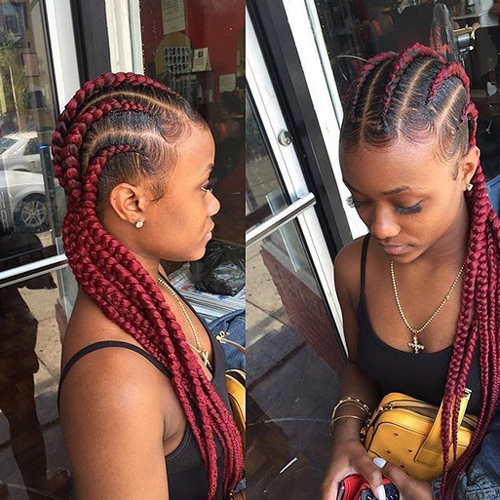 african american cornrow hairstyles African American Cornrow Hairstyles african american cornrow hairstyles 3