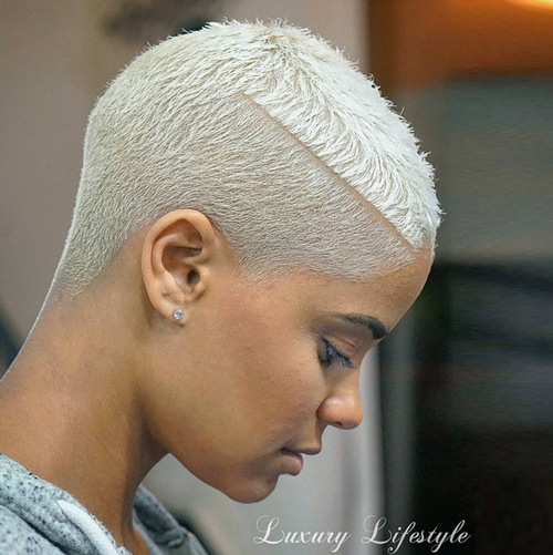 Short Hairstyles for African American Hair 12