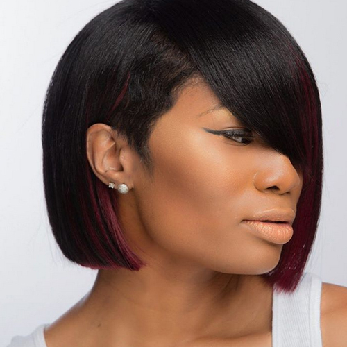 bob haircuts black hair understanding bob haircuts for black 1356