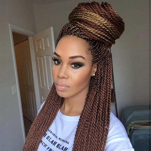 Senegalese twists flat twists hairstyles Flat Twists Hairstyles flat twists hairstyles 15