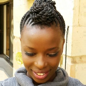 flat twists 23 flat twists hairstyles 23 300x300