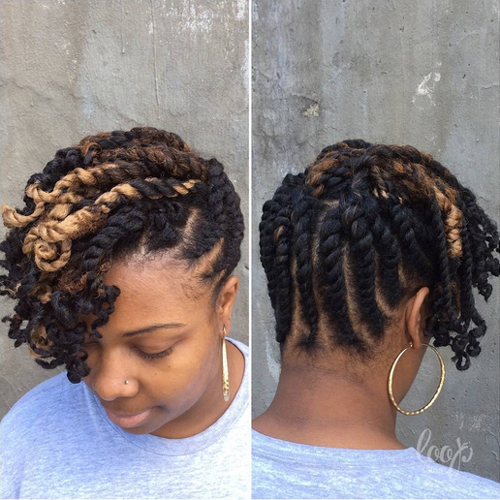 flat twists hairstyles Flat Twists Hairstyles flat twists hairstyles 26