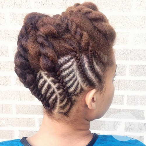 flat twists hairstyles Flat Twists Hairstyles flat twists hairstyles 28