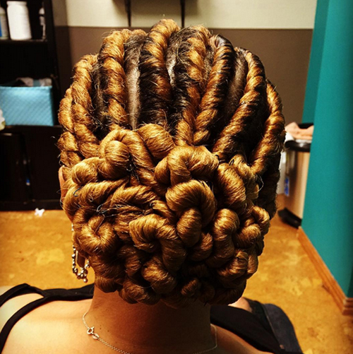 flat twists hairstyles Flat Twists Hairstyles flat twists hairstyles 5