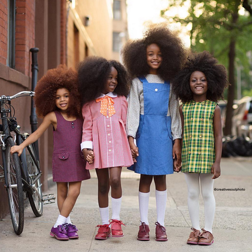 Image result for african black kids hair care