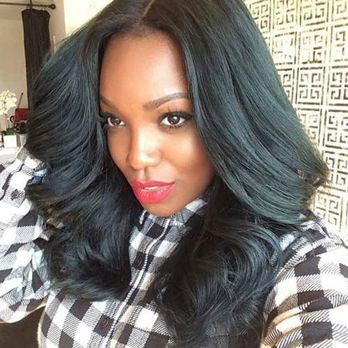 long hairstyles for black women The Long Hairstyles for Black Women long hairstyles for black women 12