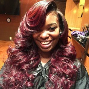 The Long Hairstyles for Black Women 12 long hairstyles for black women 14 300x300