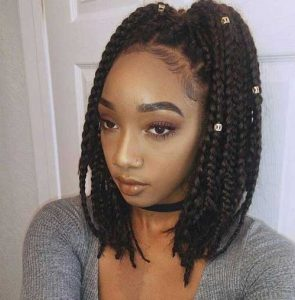 Long & Medium Braids  Long & Medium Braids Box Braids Hairstyles for Black Women 13 295x300
