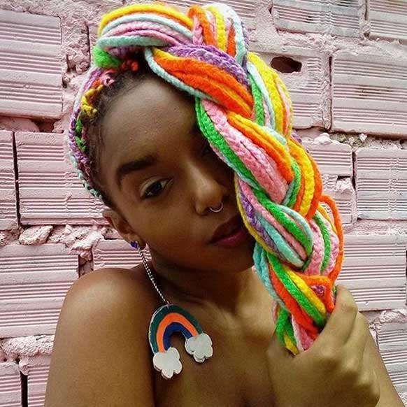 box braids hairstyles Best Box Braids Hairstyles for Black Women Box Braids Hairstyles for Black Women 4