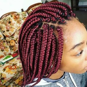 Box-Braids-Hairstyles-for-Black-Women-5 Box Braids Hairstyles for Black Women 5 300x300