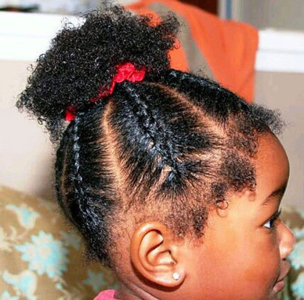 Phenomenal Braids For Black Children Braids Short Hairstyles For Black Women Fulllsitofus