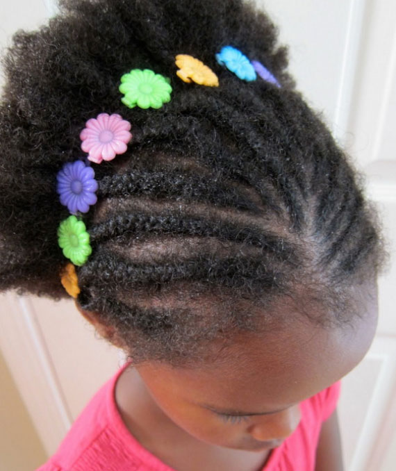 Admirable African American Children Hairstyles Braids Or Weaves Hairstyle Inspiration Daily Dogsangcom