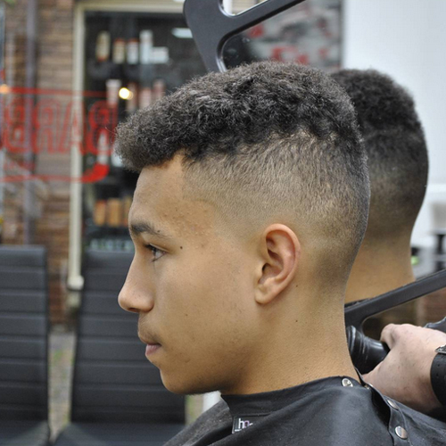 Swell African American Boys Haircuts 2 African American Hairstyles Hairstyles For Men Maxibearus