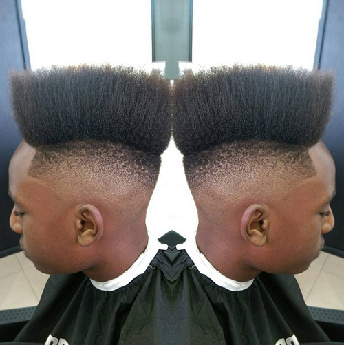 Magnificent African American Haircuts Male 2016 Best Hairstyles 2017 Hairstyles For Men Maxibearus