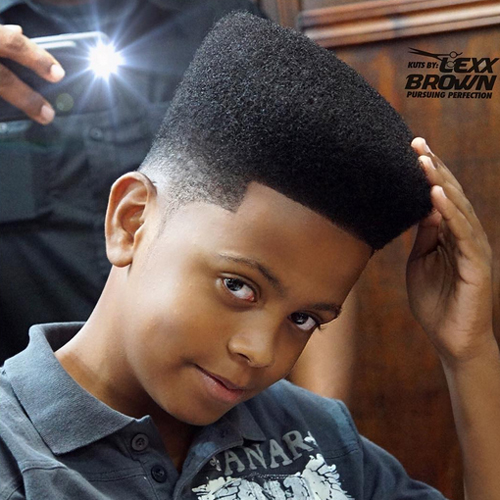African American Boys Haircuts 12 African American