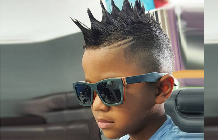 10 African American Boys Haircuts African American