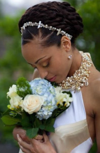 frican American Bride Hairstyles 11 african american bride hairstyles 11 197x300