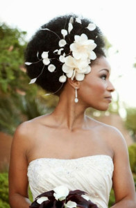 frican American Bride Hairstyles 18 african american bride hairstyles 18 196x300